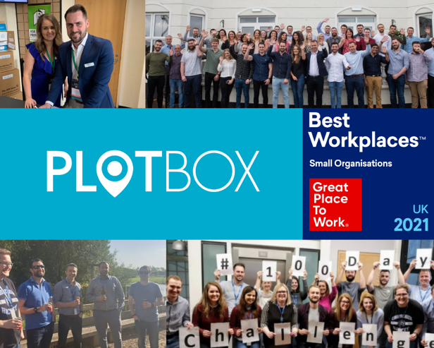 Best Workplaces UK 2021 [Small Organisations]
