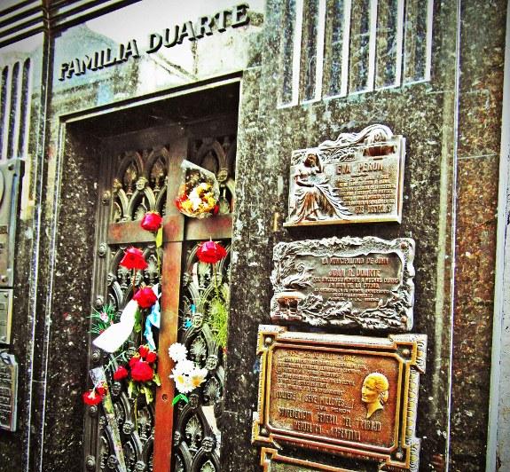 Buenos-Aires-recoleta-cemetery-Evita-Duarte-tomb-right-575x532.jpg
