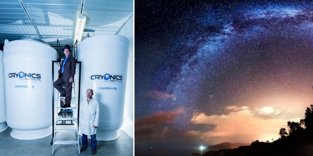 Cryonics 2F Space