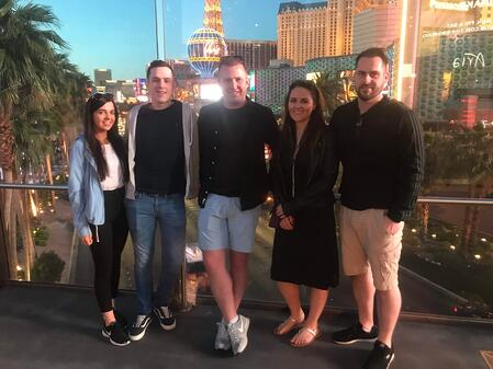 ICCFA - Las Vegas