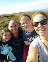 Jane & family